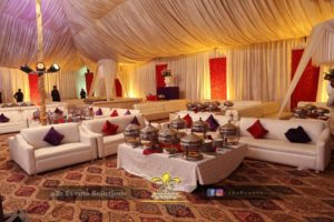 catering setup, catering service