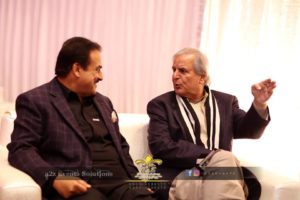 javed hashmi, guest of honour, chief guest