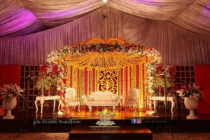 stages designers, stage decor experts, dome stage