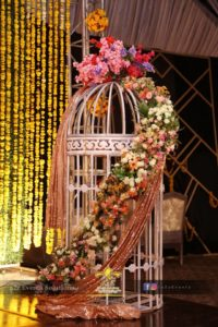 cage decor, stage decor, fancy cage