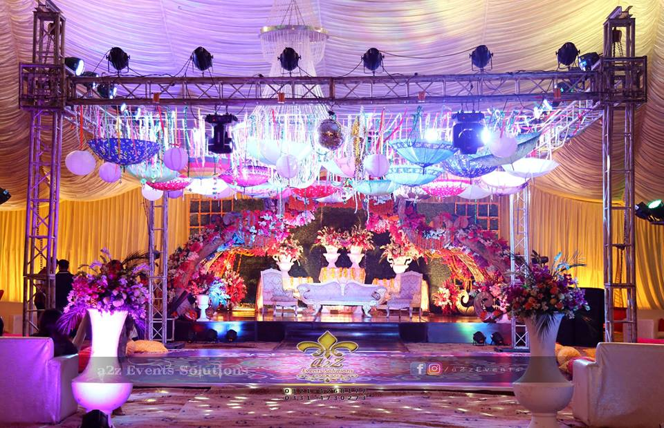 dance floor, truss, wedding planner