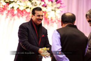 yousaf raza gillani, chief guest, guest of honour