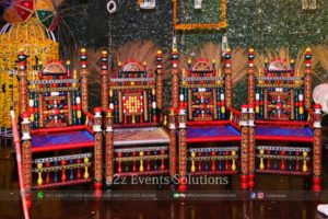 desi chairs, event planners and designers