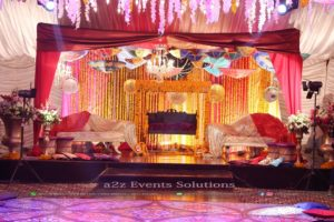 new style stage, arabian touch