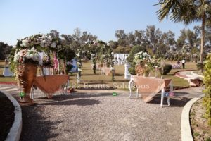 floral decor, wedding management company in lahore