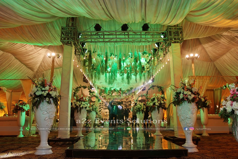 walima decor and setup, events management company in lahore