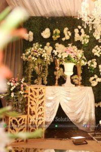 floral decor, imported flowers decor, wedding decorators, event planners and designers