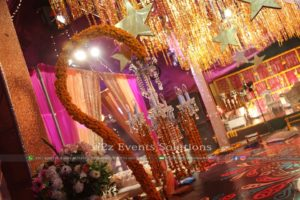 wedding decor, mehndi event planners, hall decor, a2z events solutions