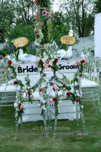 vip chairs, arcylic chairs service providers