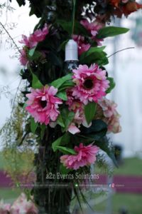 imported flowers decor, florists in lahore