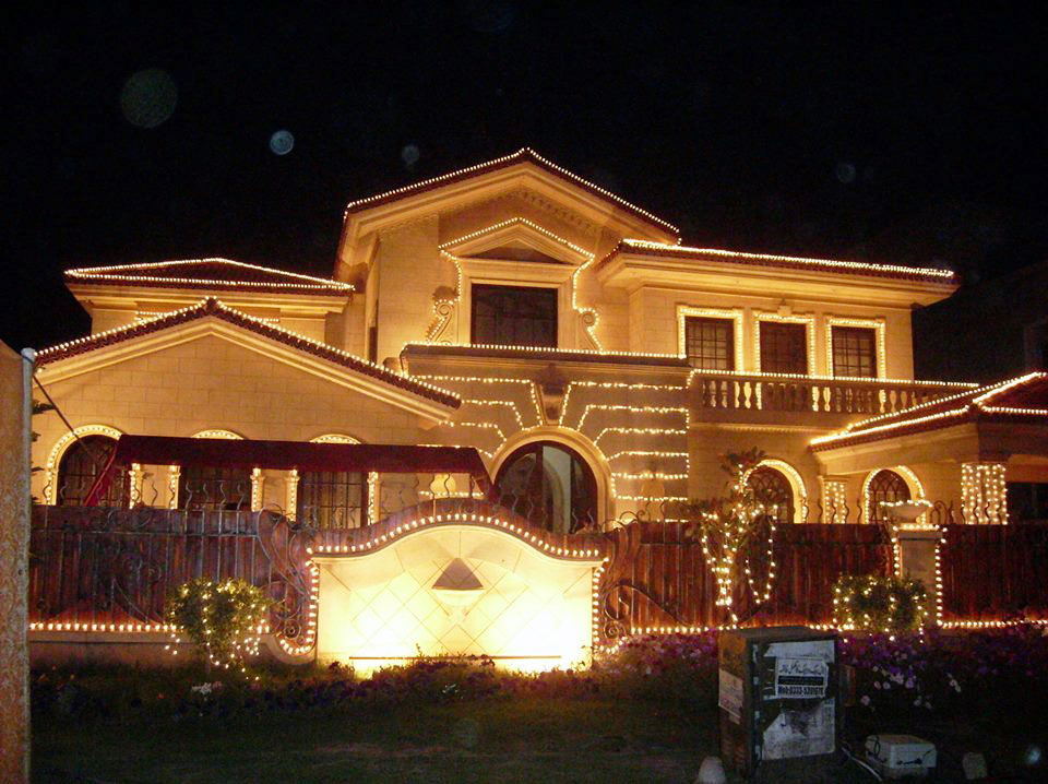 Wedding House Lighting A2z Events Solutions