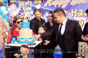 birthday party planners, cake cutting ceremony