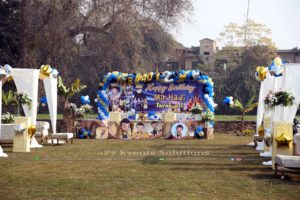 birthday party planners, grand birthday event