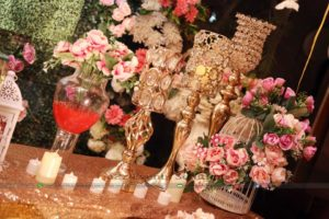 vip decor, table decor, creative planners and designers, event designers