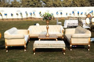 vip setup, catering service providers