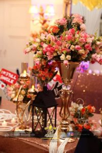 imported flowers decor, creative event planners and designers