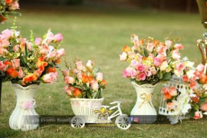party planners and designers, bridal shower decor experts