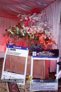 cutouts, selfie booth, events specialists in lahore, wedding designers