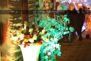 fresh and imported flowers decor, thematic decor
