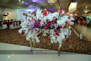 imported flowers, decor experts