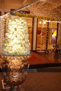 entrance decor, thematic planners, mehndi event, events management