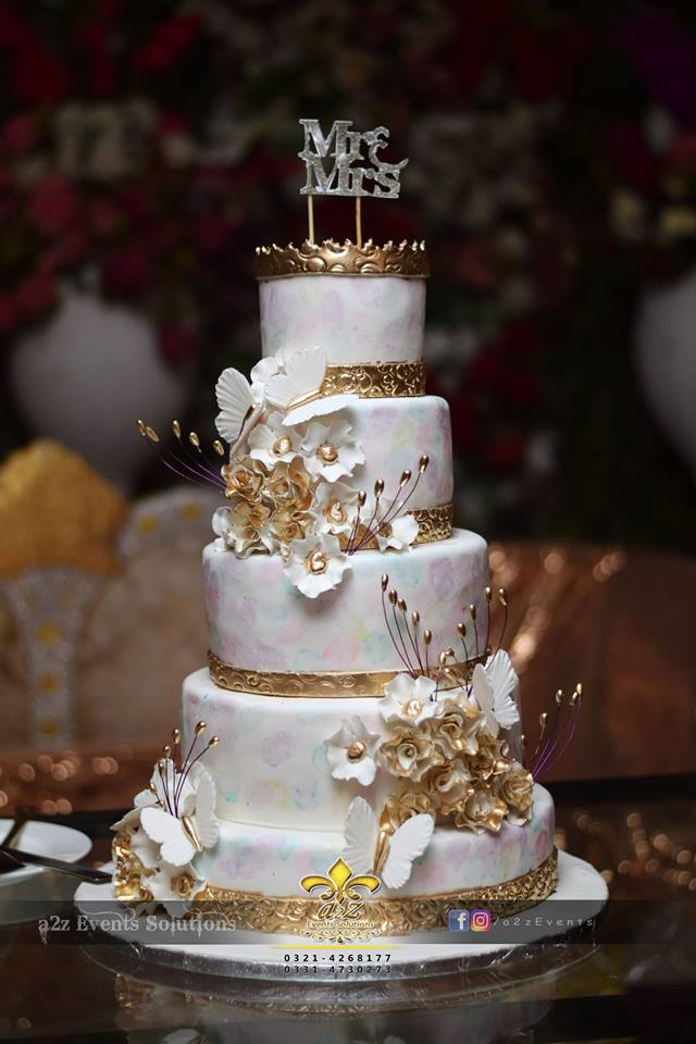 customized cake, cake service providers, a2z events solutions, best event planner in lahore