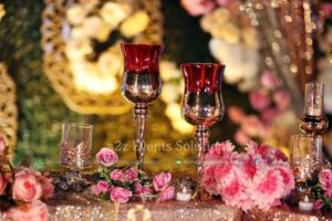 brass lamps, events management company in lahore