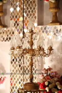 standing chadeliers, vip decor experts and specialists
