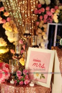 event planners and designers, wedding decor