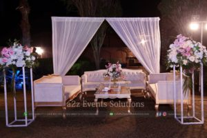 outdoor setup, best caterers in lahore