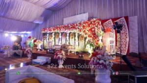 stages designers, vip stage, grand stage, stage decor