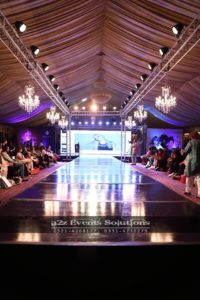 fashion show setup service providers in lahore, product launching , hair product, truss system, truss lighting, smd screen
