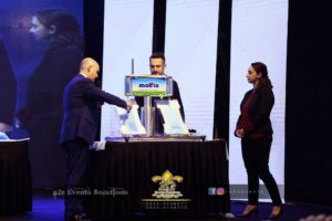 product demonstration, product launching