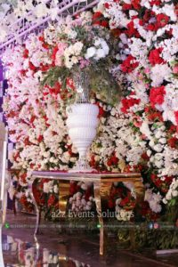 stage decor, wedding decor specialists in lahore