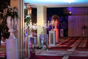 creative planners and designers, vip decor