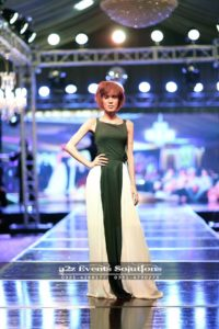 fashion show, catwalk, product launching , hair product, truss system, truss lighting