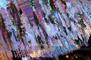 fresh flowers, imported flowers, thematic decor, wedding designers