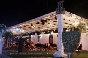 grand open air family dinner, best event planners in lahore
