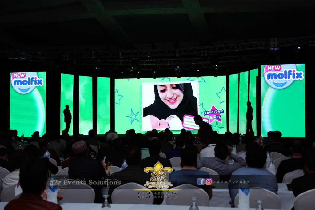 grand stage, led screen service providers