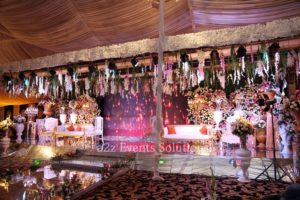 walima stage, grand stage, wedding stage, vip stage