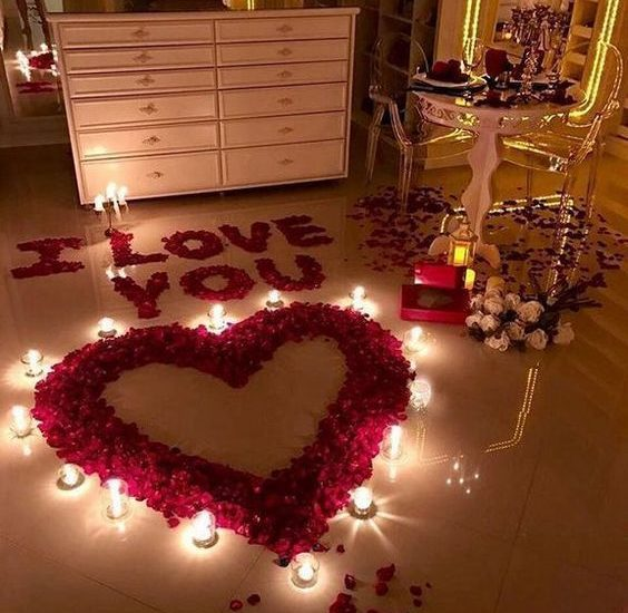 creative nasehri decor, creative wedding room decor