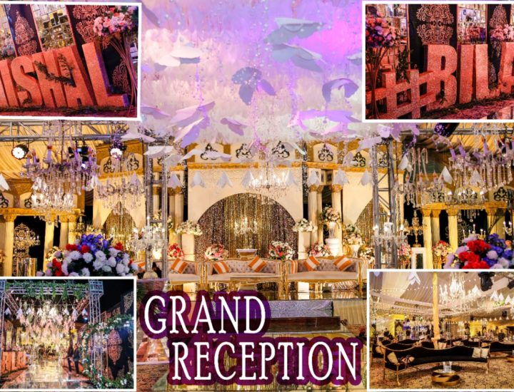 grand wedding setup designers in lahore, creative planners and designers