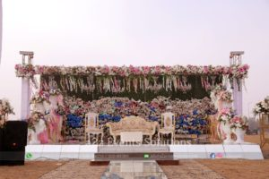 wedding stage, grand stage, stages designers, stage decor