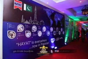 flex service providers in lahore, corporate event planners in lahore