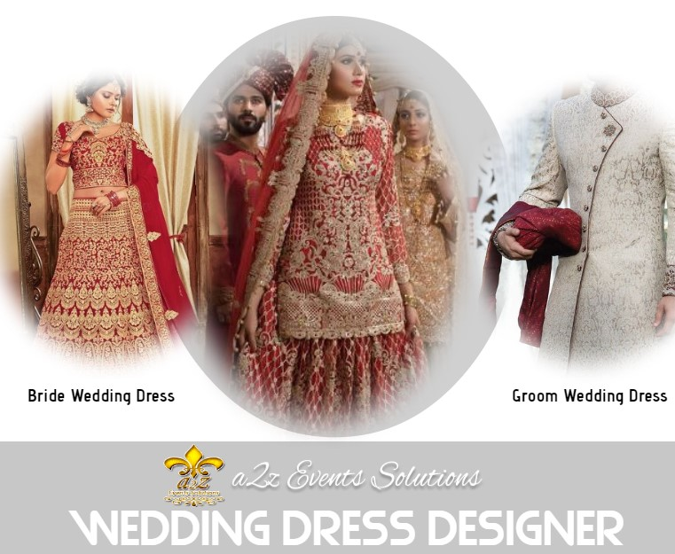 wedding dress designer, wedding dress designer in lahore