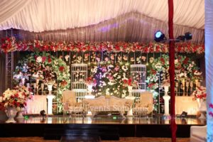 wedding stage, vip wedding stage decor