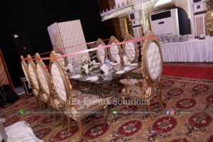 head table, catering company in lahore