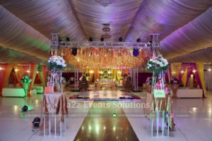 walkway decor, best events management company in lahore