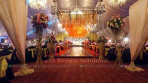 barat decor, best wedding planners in lahore