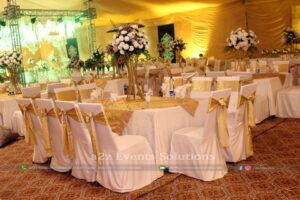 caterers in lahore, wedding setup